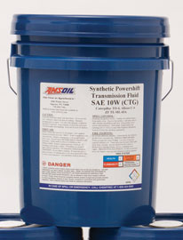Powershift Transmission Fluid SAE 10W (CTG)