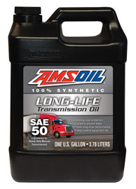 SAE 50 Long-Life Synthetic Transmission Oil (FTF)