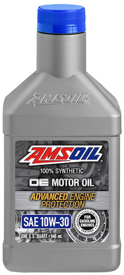 OE 10W-30 Synthetic Motor Oil (OET)