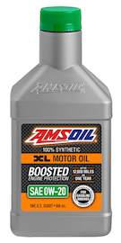 AMSOIL 0W-20 Extended Life (XLZ) Synthetic Motor oil 0W-20